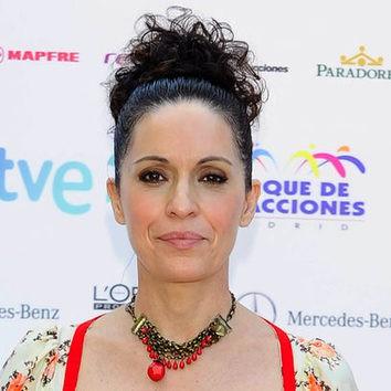Adriana Ozores se recoge la melena