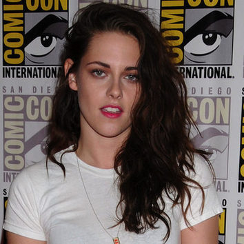 El siempre rebelde look de Kristen Stewart