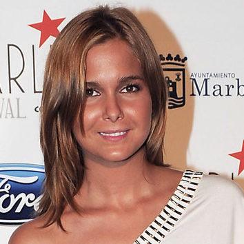 Natalia Sánchez presume de moreno