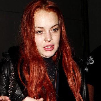 Así no Lindsay, así no...
