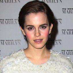 Emma Watson con peinado garçon