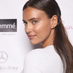 Irina Shayk, la reina del tightlining