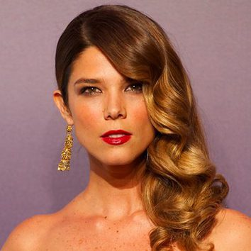 Juana Acosta, estilo old Hollywood