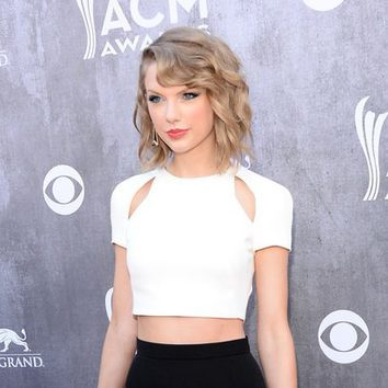 Taylor Swift, midi ondulado