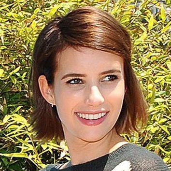 Emma Roberts se oscurece la melena: de rubia a castaña