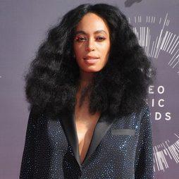La melena 'afro' de Solange Knowles