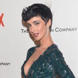La actriz Paz Vega se pasa al pixie