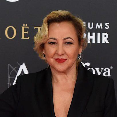 Carmen Machi vuelve a los años 40