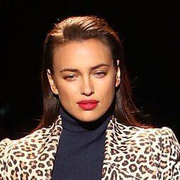 ¡A Irina Shayk no se le mueve un pelo!