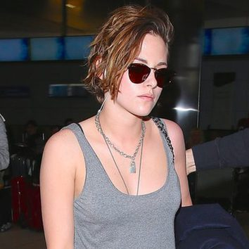 Kristen Stewart no usa el cepillo