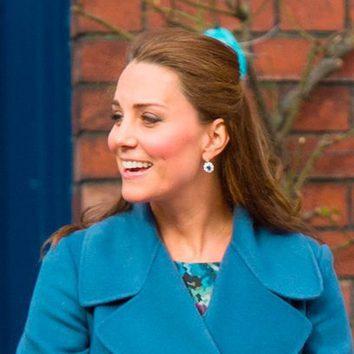Kate Middleton, lady tocado