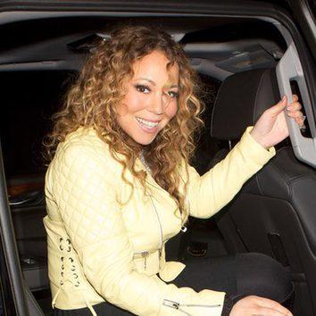 Mariah Carey se anima con los rizos