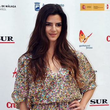 Clara Lago sigue con las mechas californianas
