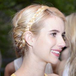 Emma Roberts, de princesa griega