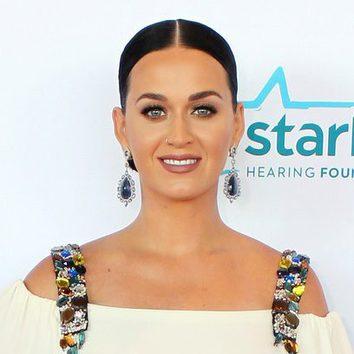 Katy Perry se centra en la mirada