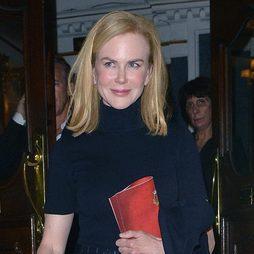Los colores de Nicole Kidman