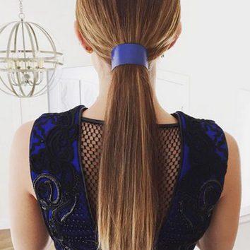 Lucy Hale vuelve al cabello largo