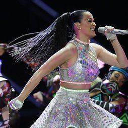 Las trenzas de Katy Perry