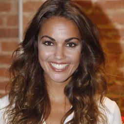 Lara Álvarez, su maquillaje más imperfecto