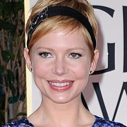 El pixie aplastado de Michelle Williams