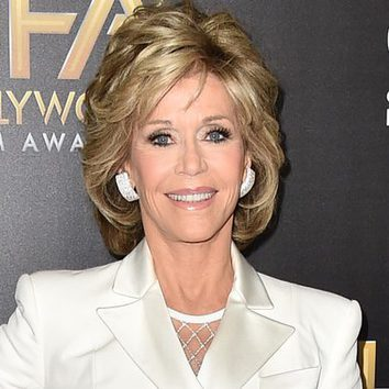 Jane Fonda, una belleza juvenil