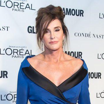 Caitlyn Jenner, un recogido estrella