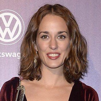 Silvia Alonso, su imagen más desaliñada