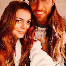 Lindsay Lohan vuelve a su pelirrojo natural