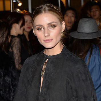 Olivia Palermo, beauty look griego