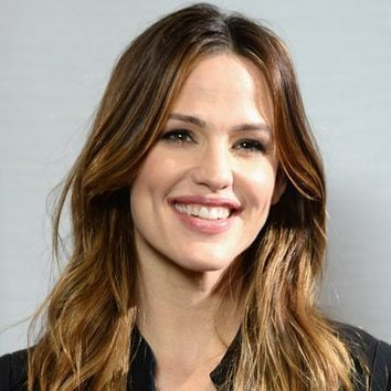 Jennifer Garner al natural
