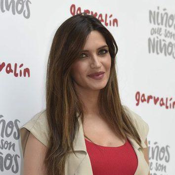 Sara Carbonero resalta su mirada