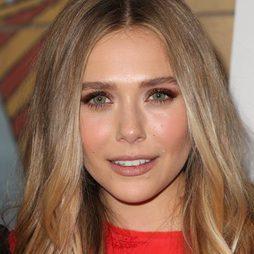 Elizabeth Olsen sigue el estilo de sus hermanas