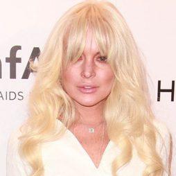 Lindsay Lohan se pasa con el rubio