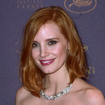 Los coloretes de Jessica Chastain