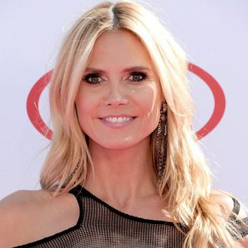 Heidi Klum apuesta por el 'No-Make up'