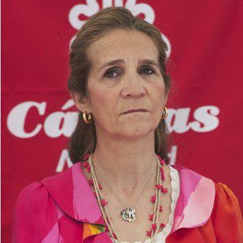 Elena de Borbón, una Infanta con estilo antiguo