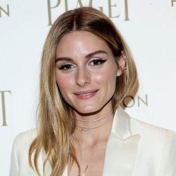 Olivia Palermo, el éxito del eyeliner