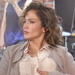 Los rizos de Jennifer Lopez