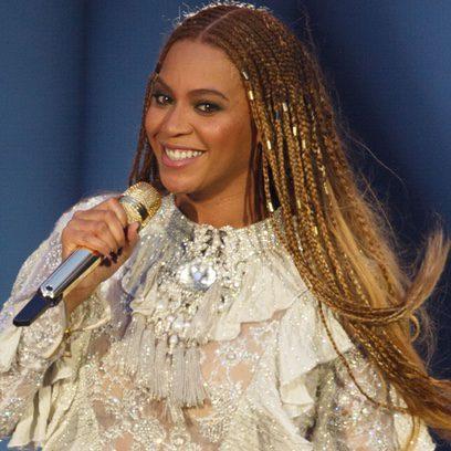 Beyoncé, una estrella con trenzas
