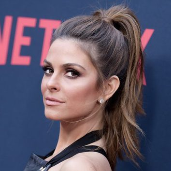 Maria Menounos domina el look messy