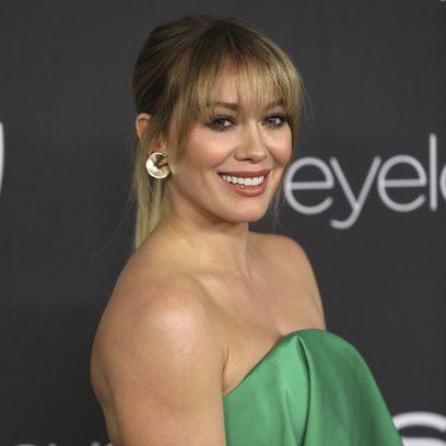Hilary Duff le copia el look a Campanilla