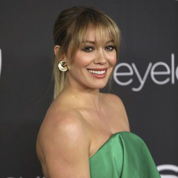 Hilary Duff le copia el look a Campanilla