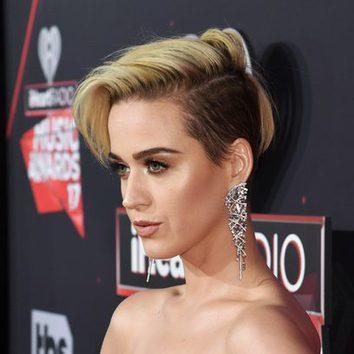 Katy Perry le copia el look a Miley Cyrus