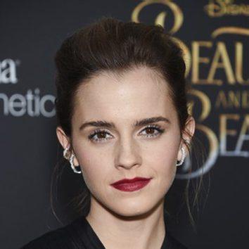 Emma Watson, sencilla pero sofisticada