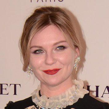 Kirsten Dunst apuesta por un beauty look de lo más sofisticado