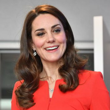 Kate Middleton siempre impecable