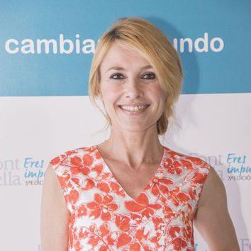 Cayetana Guillén Cuervo con un beauty look de lo más primaveral