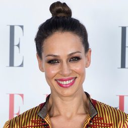 Eva González con un maquillaje muy veraniego