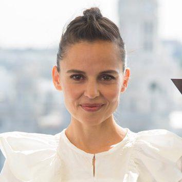 Elena Anaya con un maquillaje muy natural