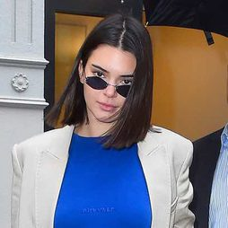 Kendall Jenner presume de melena midi